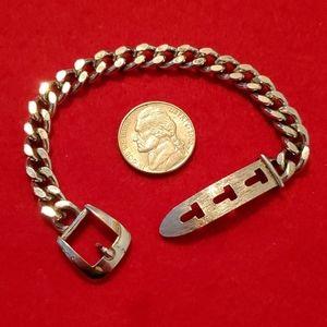 Avon Jewelry - Avon Belt Buckle Bracelet Unique